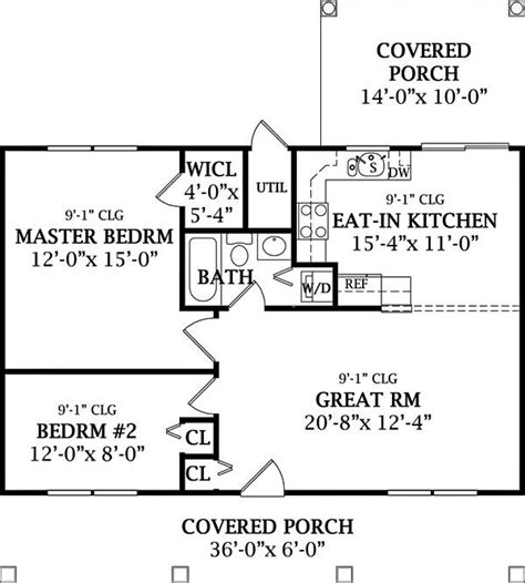 Country Cottage Floor Plans - country cottage home plans 171 home plans home design