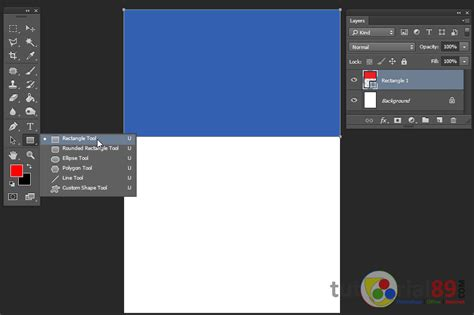 membuat id card lewat photoshop cara mudah membuat id card dengan photoshop tutorial89