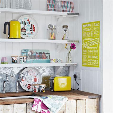 open shelving country kitchen ideas housetohome co uk white kitchen with open shelves kitchen decorating