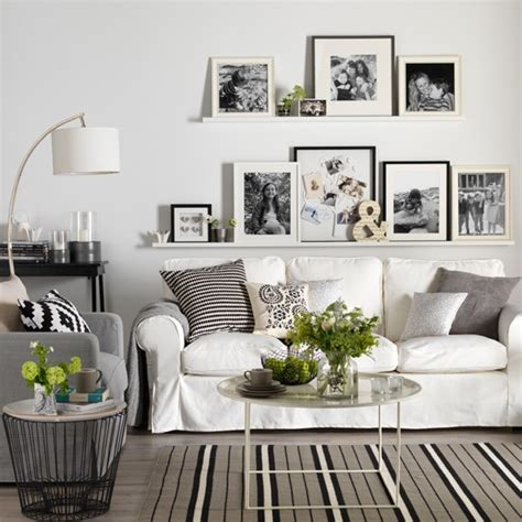 monochrome home decor monochrome living room with picture display how to