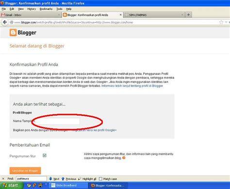 cara membuat blog di blogspot panduan bikin blog lengkap panduan belajar cara membuat blog gratis dengan blogspot
