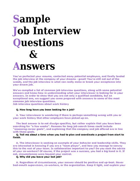 interview questions job interview questions google search teaching english