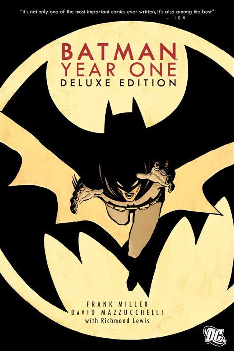 libro batman year one batman year one 1 tpb issue