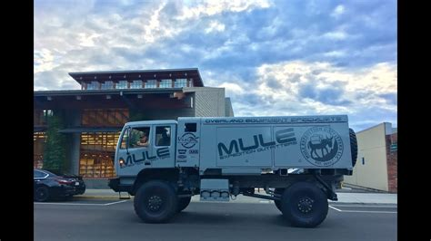 rally truck build mule rally truck build r2