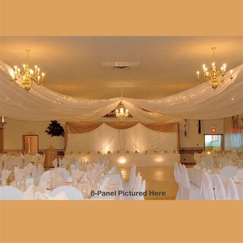 sheer draping wedding 17 best ideas about ceiling draping on pinterest ceiling