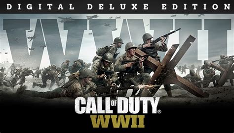 Call Of Duty Wwii Original Steam Pre Purchase Call Of Duty 174 Wwii On Steam