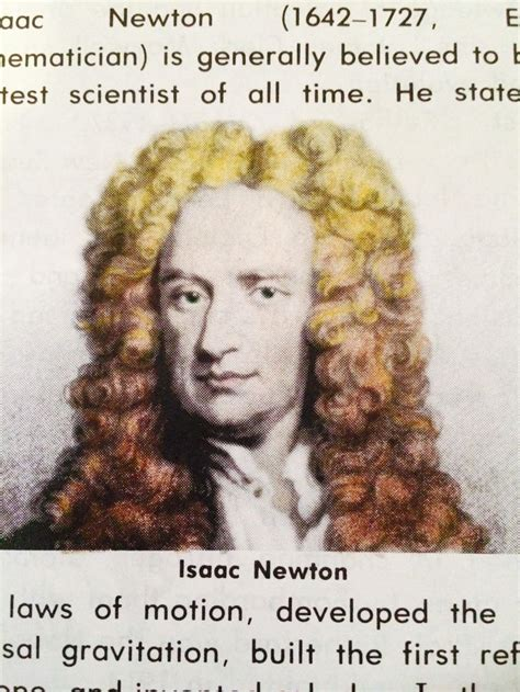 isaac newton biography for middle school who knew isaac newton could be so sassy i got of got