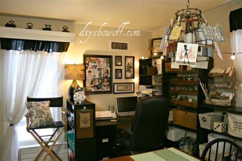 vintage craft room diy show vintage inspired craft room revealdiy show