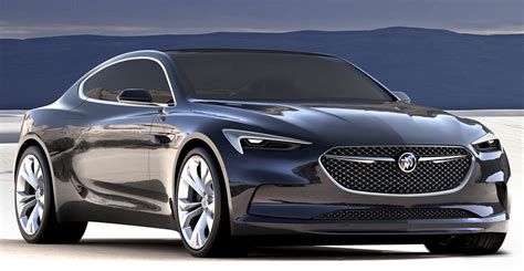 gmc sedan concept buick avista concept cars diseno art