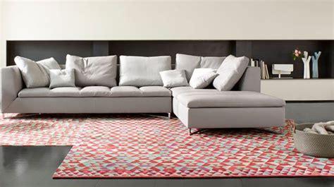 les plus beaux canap駸 canap 233 d angle en tissu cuir design contemporain c 244 t 233