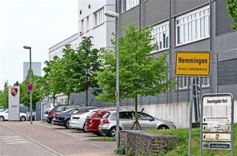 Porsche Hemmingen by Autobauer Beh 228 Lt Standort Dauerhaft Porsche Bekennt Sich