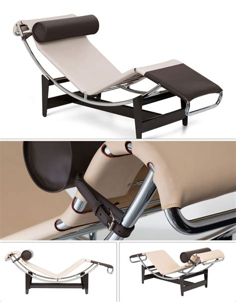 French Style Homes Interior The Lc4 Divan An Icon Of Relaxation Machines Now Has The