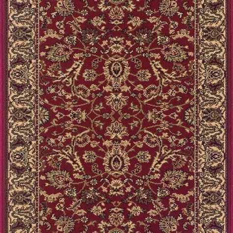 roll runner rugs natco kurdamir boukara crimson 33 in x your choice length roll runner 5602 86 19me the home depot
