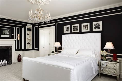 glamorous bedrooms   weekend eye candy