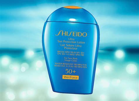 Shiseido Sunscreen claim check shiseido wetforce sunscreen consumer reports
