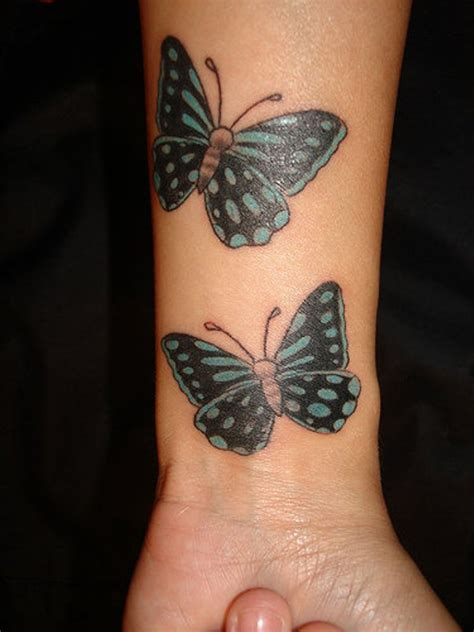 butterflies tattoos on wrist 30 wrist tattoos