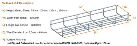 Kabel Tray Tipe U 200 X 100 X 2400 X 1 2 Mm dip galvanized cable tray wire mesh cable tray accessories buy wire mesh cable tray