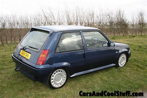 renault turbo for sale renault 5 gt turbo raider 2 completed cars and cool