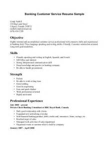Customer Service Resume Templates Free by Banking Customer Service Resume Template Http
