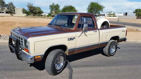dodge prospector 4x4 1984 dodge ram prospector 4x4 truck