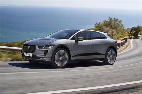 Jaguar I Pace 2020 by Jaguar I Pace 2018 2019 2020 El 233 Ctrico Opiniones