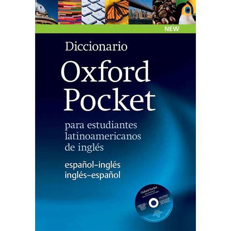 diccionario oxford pocket para estudiantes latinoamericanos de ingl 233 s pack booksandbooks