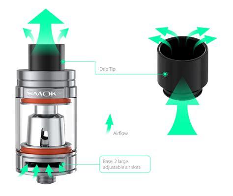 Original Smoktech Tfv8 Baby Tank Rba Coil Glass V8 newest authentic smok tfv8 big baby beast tank with best price