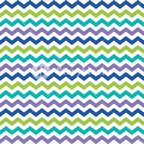 pattern blue green blue green purple and white chevron pattern on monster