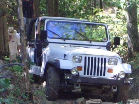 Jeep He 1992 Jeep Wrangler