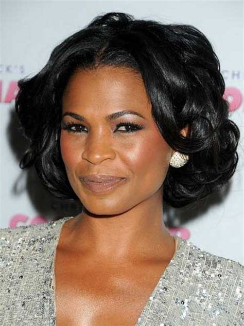 how to style hair like nia long 4 impressive nia long short haircut harvardsol com