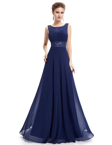 9 Pretty Dresses With Lace by Pretty Lace V Neck Sleeveless Prom Evening