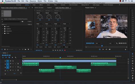adobe premiere pro record audio create a simple submix in adobe premiere pro