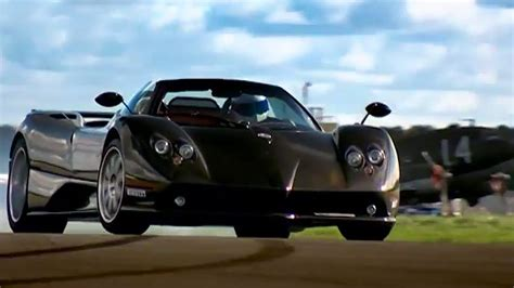 Top Gear Pagani by Pagani Zonda R Roadster Top Gear