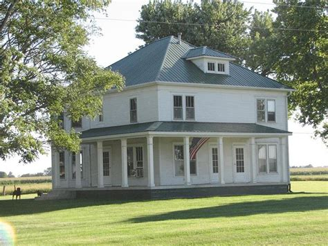 farmhouse  paris illinois oldhousescom