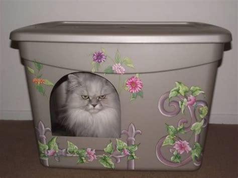 Decorative Cat Box by Decorative Litter Boxes Personalcare Diy Ideas