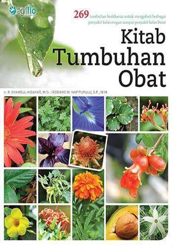 buku kitab tumbuhan obat toko buku buku laris