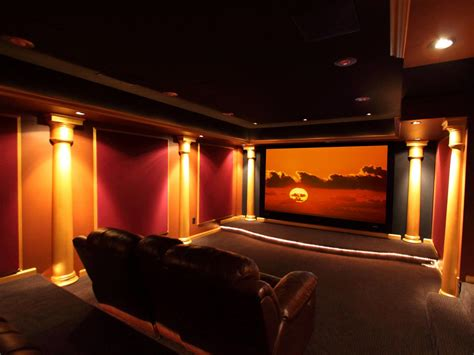 cedia  home theater finalist stage  screen home