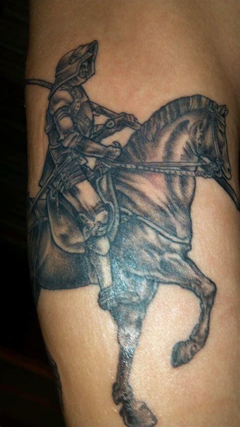 christian knight tattoo albrecht durer christian knight tattoo by metalllexis on