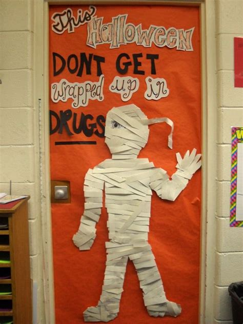 halloween themes for red ribbon week best 148 red ribbon week door decorating ideas images on