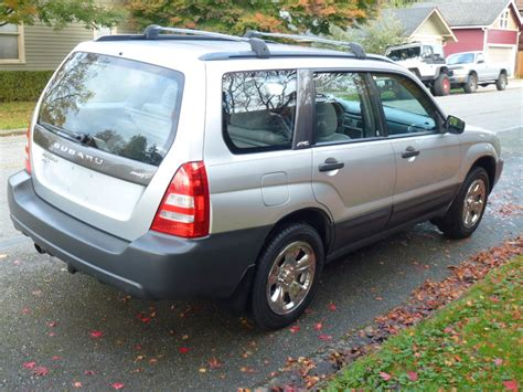 2004 Subaru Forester For Sale by 2004 Subaru Forester For Sale Awd Auto Sales