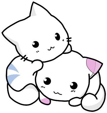 cute cat drawings simple cute cat drawing clipart best