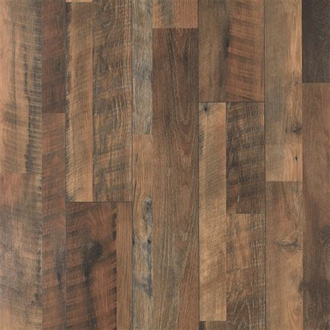 shop pergo 7 48 in w x 4 ft l roadhouse oak smooth laminate flooring at lowe s canada find our