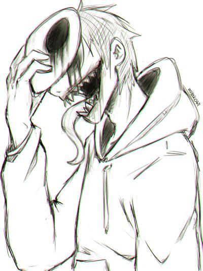 imagenes de jack para uñas eyeless jack tumblr room pinterest dibujo dibujar