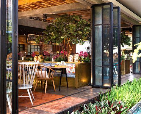 Coffee Zone Bogor tropical resort restaurant lemongrass by einstein