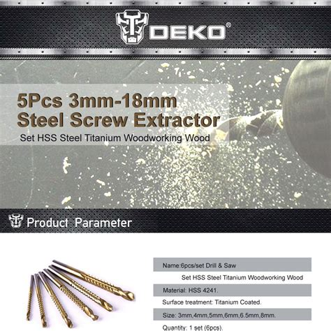 Extension Mata Bor L Angle 1 4inch Hex Bit Socket deko mata bor power drill hss steel 6pcs golden jakartanotebook