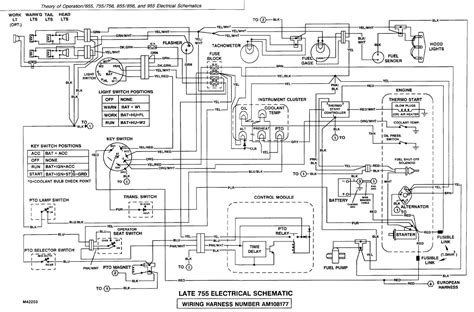 deere 4440 wiring diagram efcaviation