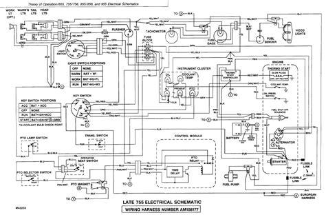 deere 4440 wiring diagram free wiring