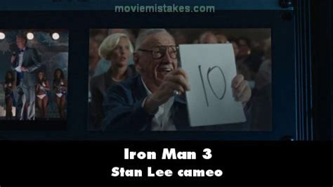 john malkovich billions quotes iron man 3 2013 movie mistakes goofs and bloopers since