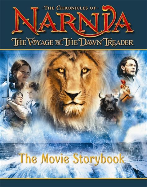 narnia film wiki voyage dawn treader the voyage of the dawn treader movie storybook and other
