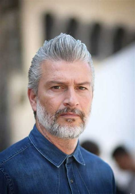 older men s hairstyles 2013 50 year old men with short white beards short hairstyle 2013